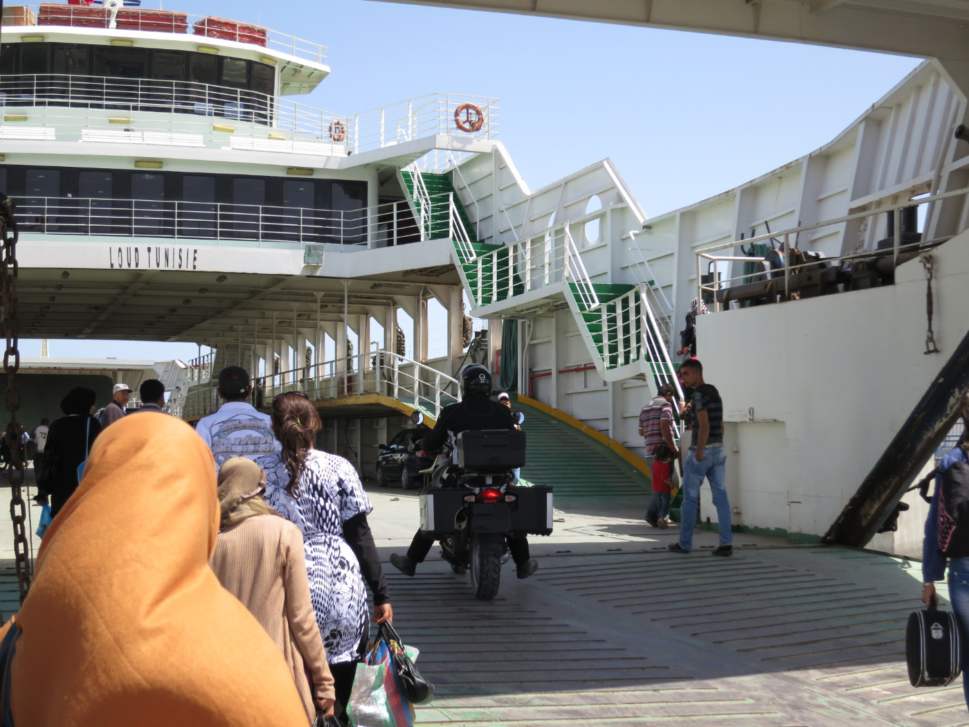 Tunesien 2013