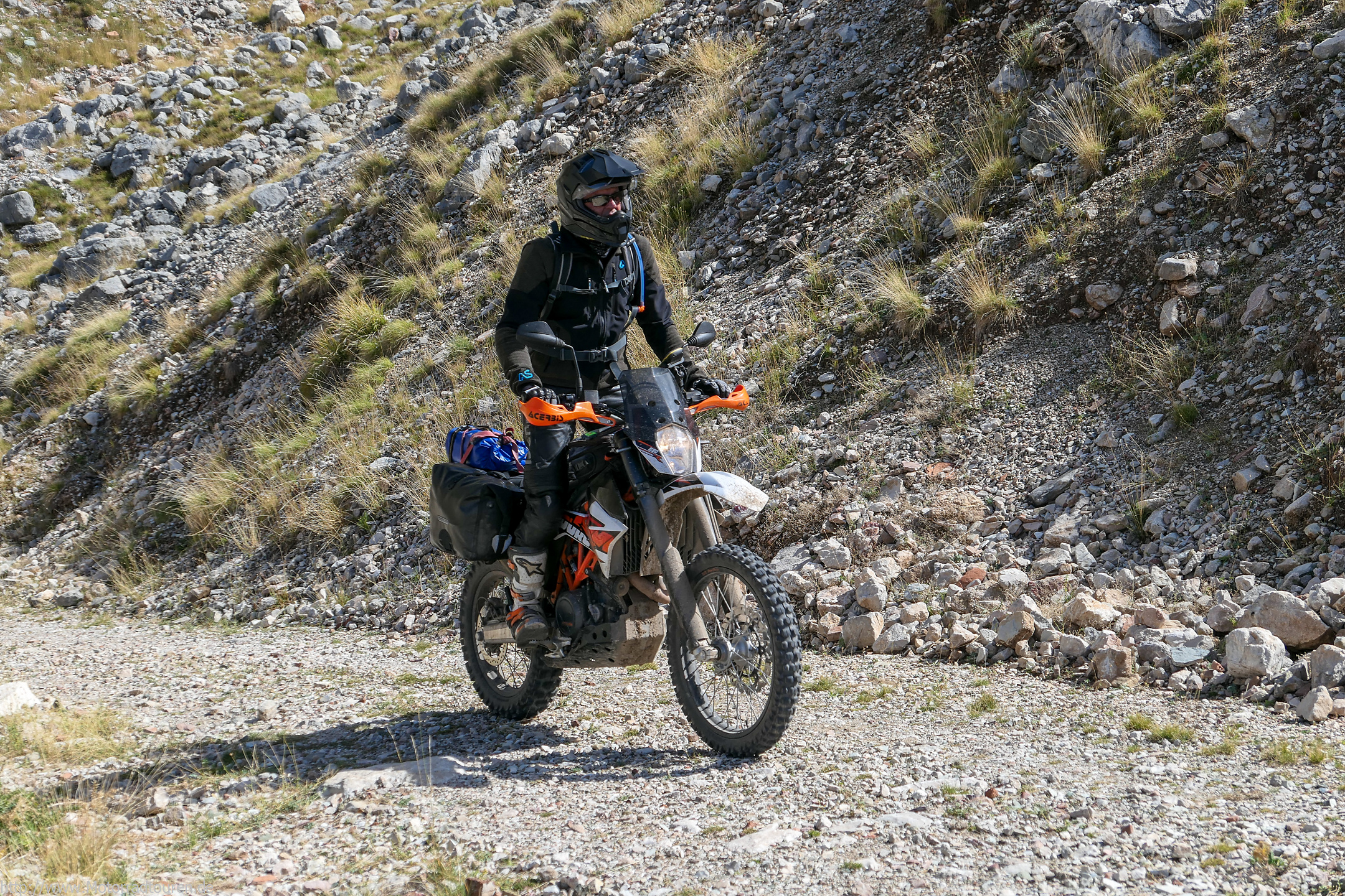 Greece on Trails 2018