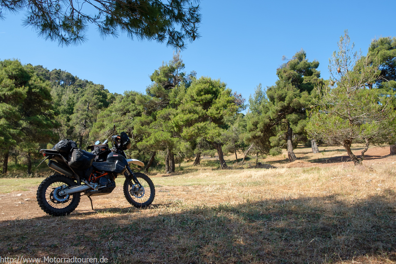 Greece on Trails 2019